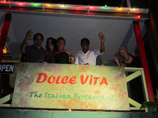 La  Dolce Vita : New Yrs Eve at La Dolce Vita