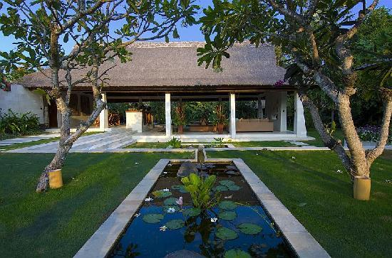 Villa Bali Asri: Villa Number 5 with land size 1,600 square meters