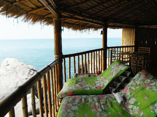 Charm Churee Villa: Chill out from my room