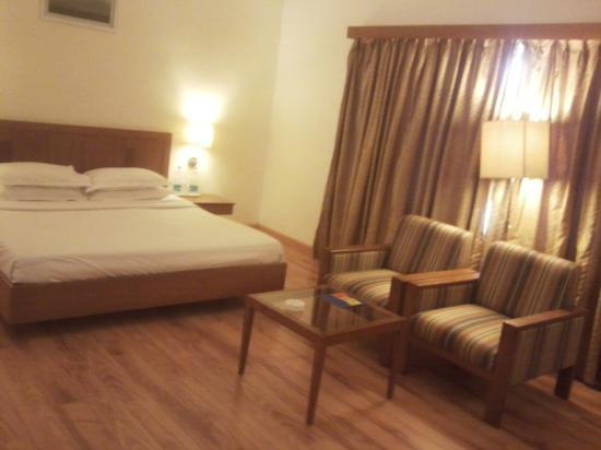Hotel Kalpataru: Room