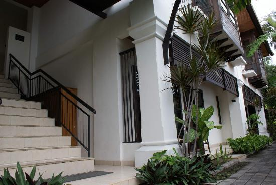 Restu Bali Hotel : 性价比不是很高的一家酒店