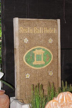 Restu Bali Hotel: 性价比不是很高的一家酒店