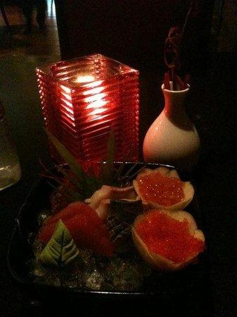 Spices : Sashimi!