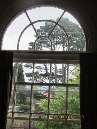 Gardners Inn Hotel: room with a view