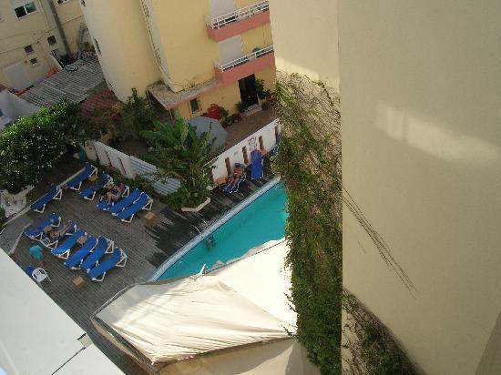 Agla Hotel, Rhodes Town
