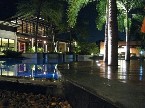 The Lapa Hua Hin Hotel: Quiet and nice poolarea