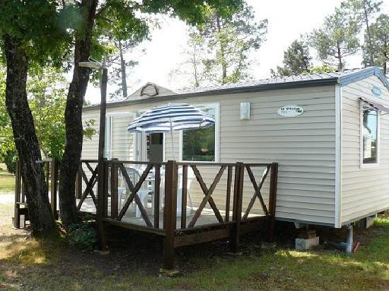 Audenge, France: Mobil home 28m² 2 chambres