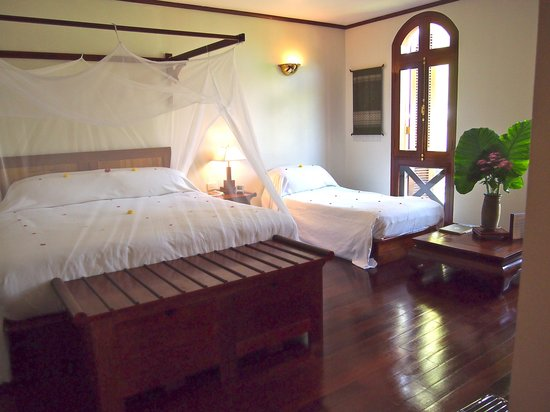 Belmond La Residence Phou Vao: Room 309