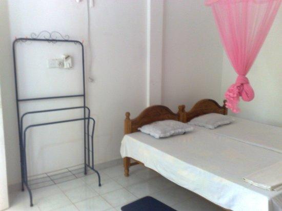 Sun Flower Inn : 室内1