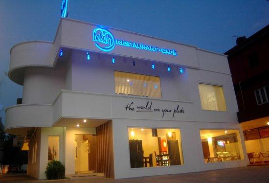 Lokah Restaurant Cafe Kochi Cochin