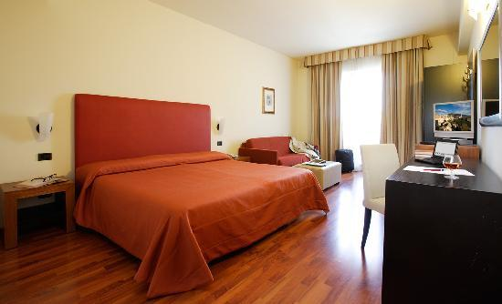 Cristallo Hotel Assisi: Camera Junior Suite