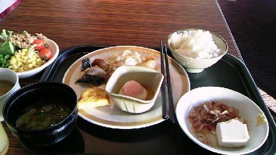 Resort Capsule Sakuragicho: おいしい朝食