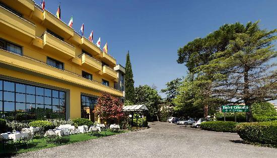 Cristallo Hotel Assisi: Hotel Cristallo