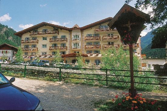 Hotel Alla Rosa: Facciata