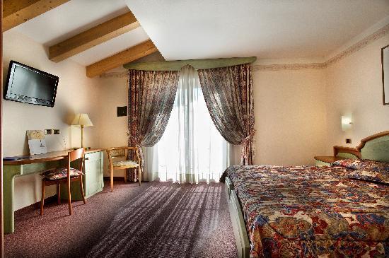 Hotel Alla Rosa : Camera