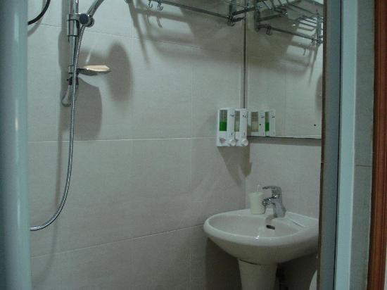 Taisan Guesthouse (Granville): the bath room