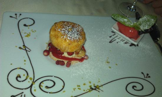Restaurant Chesery : Dessert....