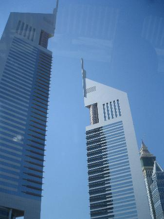 Jumeirah Emirates Towers: The towers