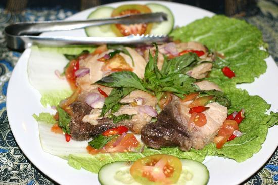 Froggies Divers Bunaken: The nice food