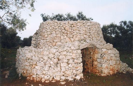 Antiche costruzioni tipiche rurali foto di taurisano for Immagini di case antiche