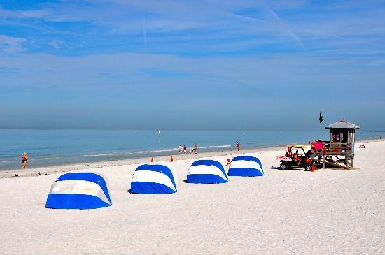 Clearwater Beach: Lovely beach