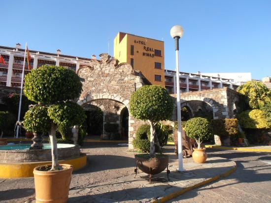 Hotel Real de Minas : Hôtel Real de Minas