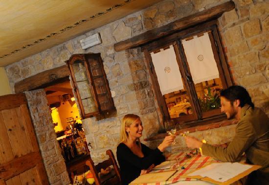ai Cadelach Hotel & Ristorante: ristorante invernale