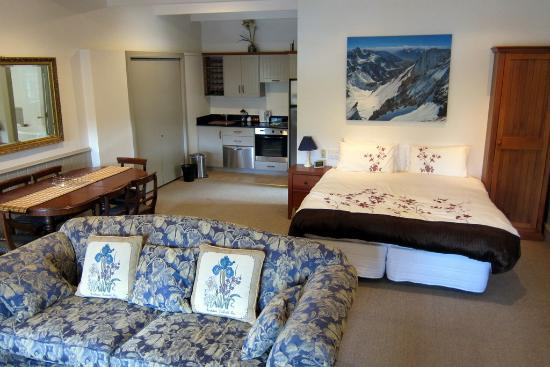 Manata Lodge: What an immaculate room