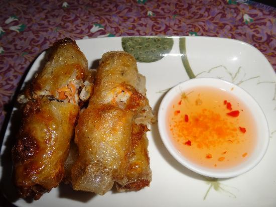 Roots & Leaves: Spring rolls