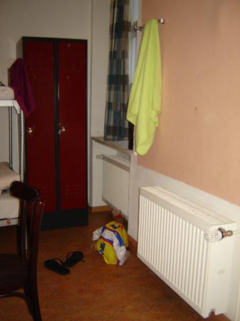 Jaeger's Hostel: 10 beds dorm