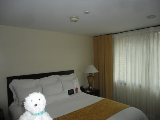 JW Marriott Hotel Caracas: Bedroom