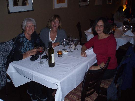 Miro's Restaurant: Dinner With Friends at Miro's