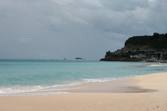 Mamora Bay, Antigua: Darkwood Beach- one of our favorites