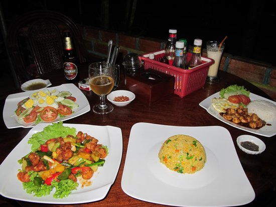 GST1 Restaurant: Lovely meal