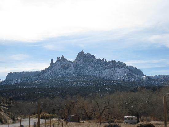 Canyon Vista Lodge - Bed & Breakfast: photo from property