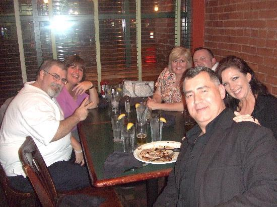 Big River Grille & Brewing : Our Group