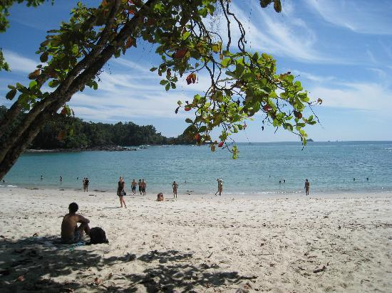 Playa Manuel Antonio: that's about it.
