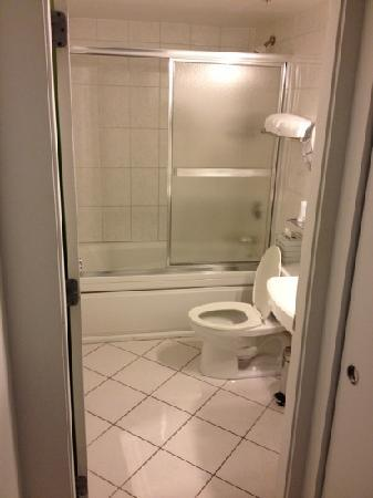Hotel Dolce Villa: good size baño