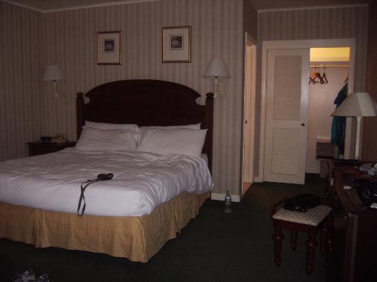 Hotel Stanford: stanza