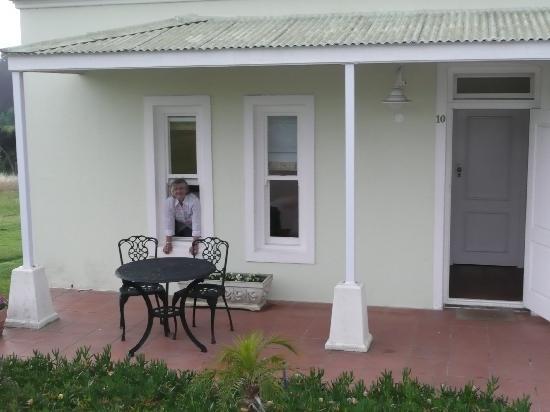 Rozendal Guest Farm: bungalow
