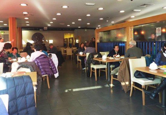 Alisan Restaurant: Alisan interior