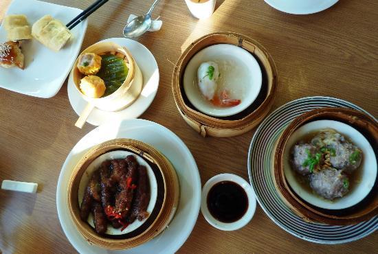 Alisan Restaurant: Some dim sum dishes