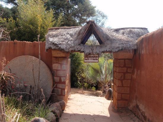 Lemurs Park : 入り口