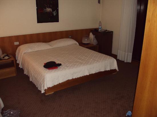 Hotel Due Mori: Inside of room