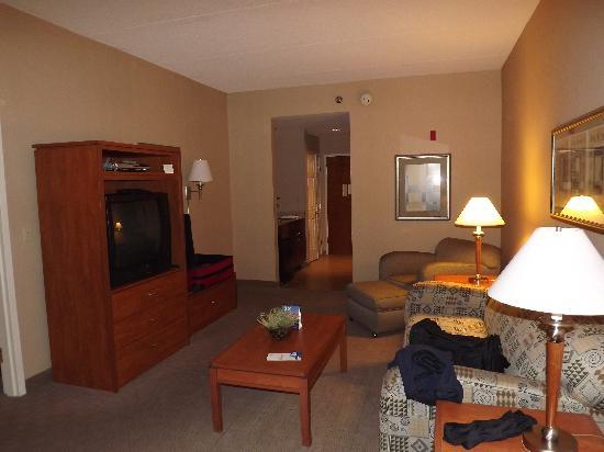Holiday Inn Hotel & Suites Goodyear-West Phoenix Area: Suite