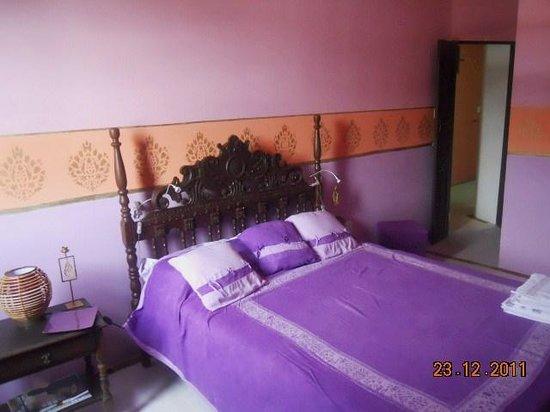 La chambre indienne photo de pousada esmeralda salvador for Chambre indienne