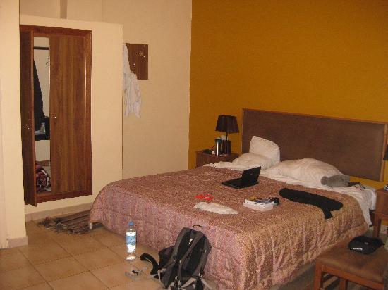 Mariam Hotel: Double room with ensuite