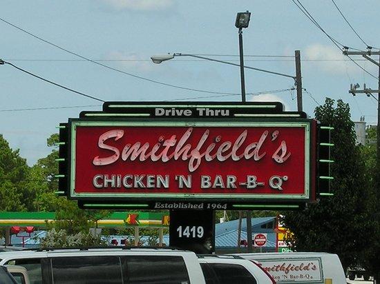 Smithfield S Chicken N Bar B Q Restaurant