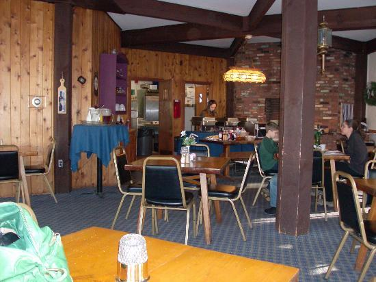 Lodge at Mount Snow: Breakfast/dining area