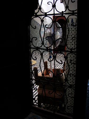 Auberge Riad Douzi: desde la habitación